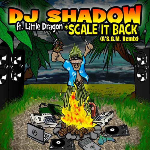 DJ Shadow feat. Little Dragon - Scale It Back (A Strange Guy Mochocho RMX)