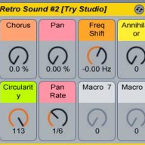 "Try Studio presents ""Retro Sound rack #2"":::FREE DOWNLOAD CLICK ON LINK BELOW :::"