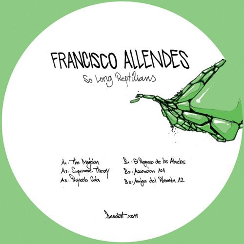 Francisco Allendes - Ascension 101 - DESOLAT X019