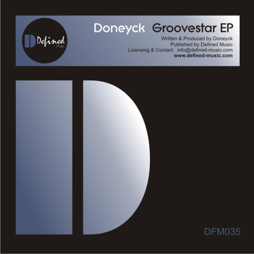 Doneyck Groovestar (Original Mix)
