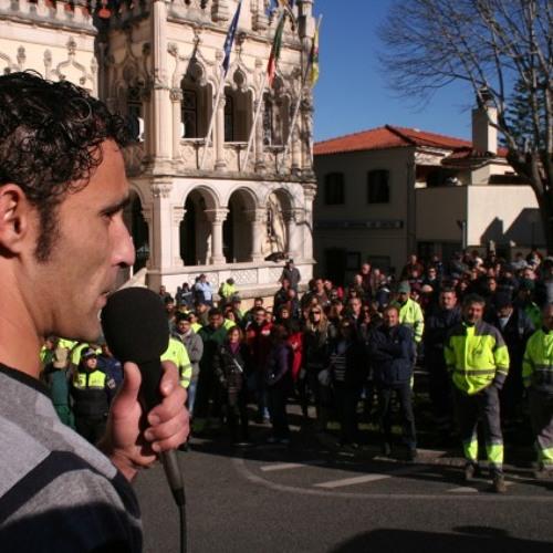 Ludgero Pintão, do STAL, justifica oposição à fusão das empresas municipais de Sintra