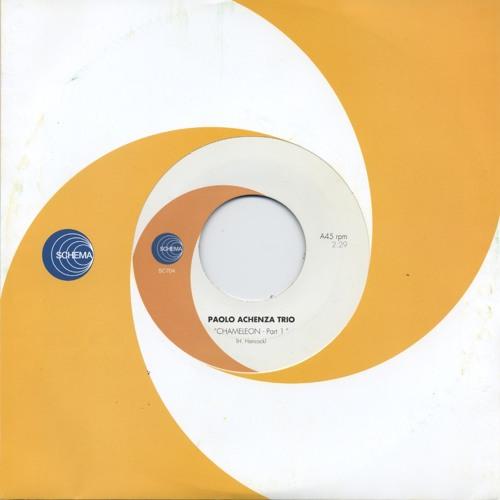 The Paolo Achenza Trio - Chameleon (part. 1)