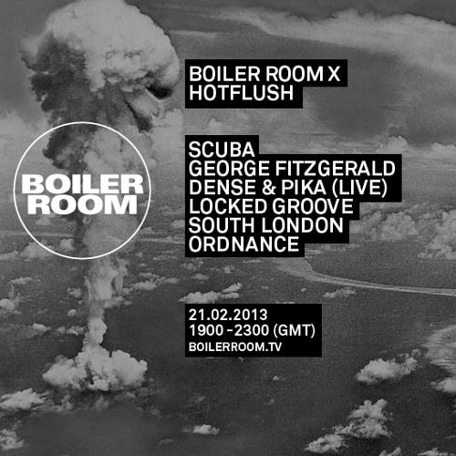 Dense & Pika LIVE in the Boiler Room