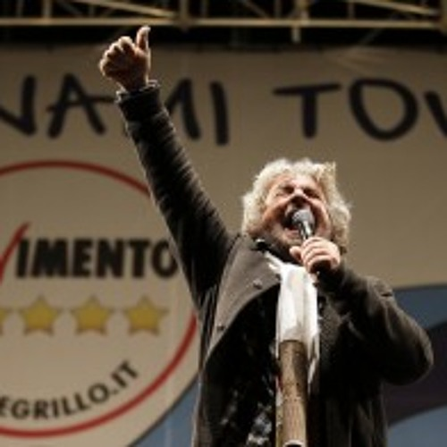 Politics Takes A Funny Turn in Italy with Comedian Beppe Grillo