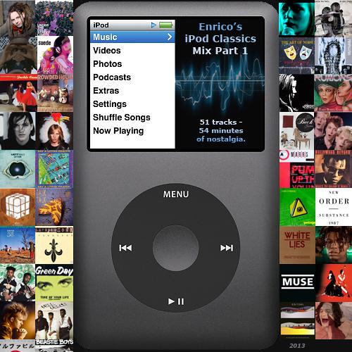 Enrico's iPod Classics Mix Part 1