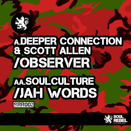 Deeper Connection & Scott Allen - Observer - Now Available!!