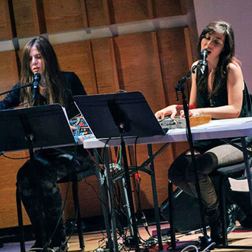 Julia Holter, Laurel Halo & Daniel Wohl with Transit (Live at 2013 Ecstatic Music Festival®)