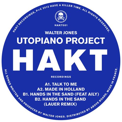 Walter Jones - Hands in the Sand (Lauer Remix)