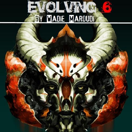 Wadie Maroudi - Evolving N. 6 (Liquid Drum&Bass Show)