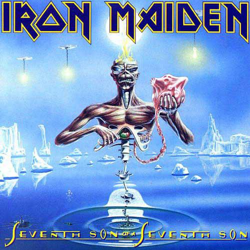 IRON MAIDEN - Seventh Son of a Seventh Son (Dave Murray solo)