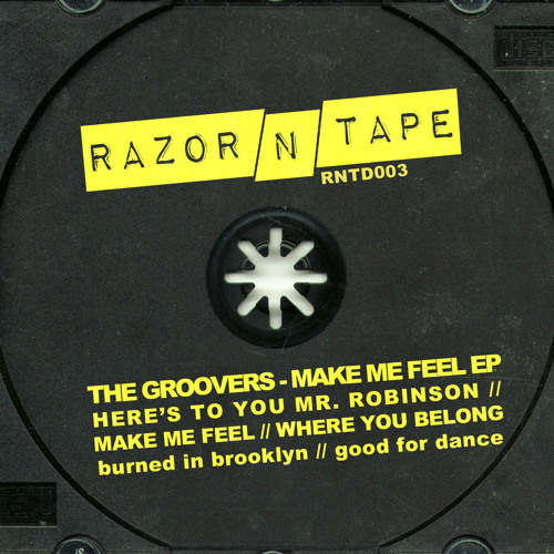 The Groovers - Where You Belong