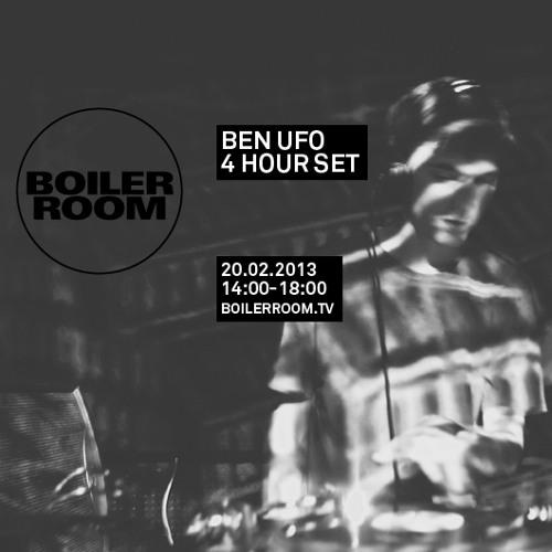 Ben UFO 4 hours Boiler Room mix