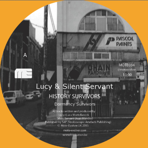 Mote034 :: Lucy & Silent Servant - History Survivors