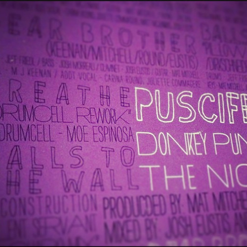Puscifer - Breathe (Drumcell Remix)