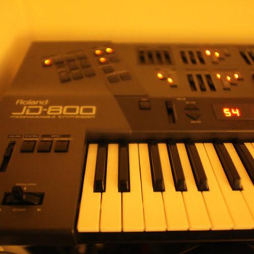 Chronologie 4 (Organ on JD-800)