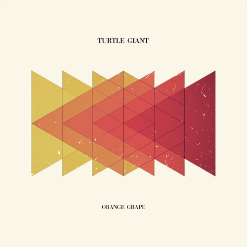 Turtle Giant - Orange Grape