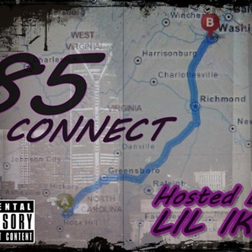 """1. """"85 Connect (Intro)""""- Lil Ike (Produced By-Mindset)"""