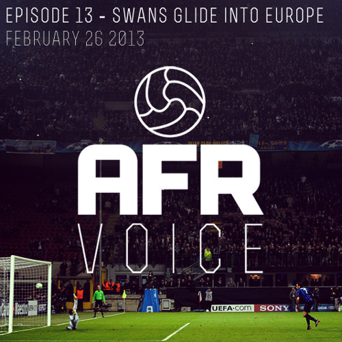 Swans Glide Into Europe - AFR Voice Ep.13