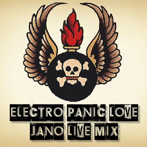 Yahel - Electro Panic Love (Jano Live Mix 2013) FREE