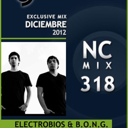 NightClubber Exclusive Mix - 318 - Electrobios & B.O.N.G. (Diciembre 2012)