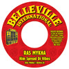 "Barbés.D meets Ras Mykha ""Him Spread Di Vibes"" 7 inch Soon Available /Belleville International"