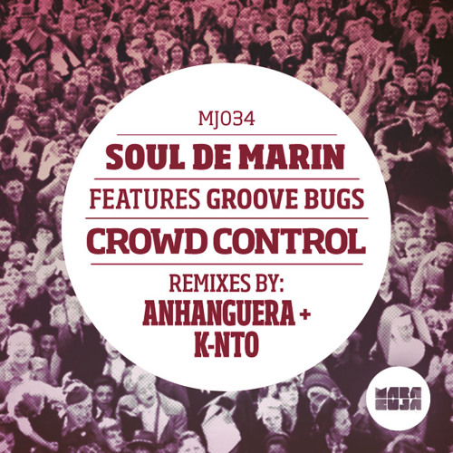 (MJ034) Soul de Marin - We don't give a funk