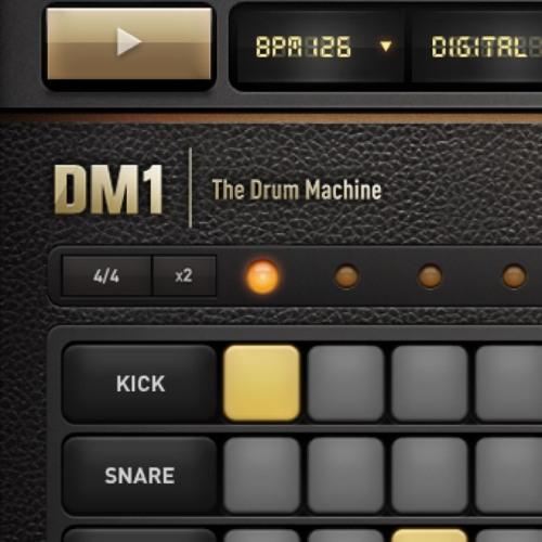 DM1 iPad Test at Home