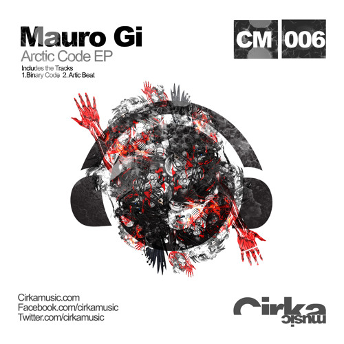 Arctic Beat - Mauro Gi (original mix) SC preview *** Out NOW