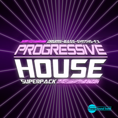 Progressive House Superpack (Preview)