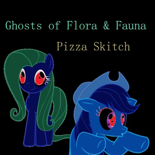 Ghosts of Flora & Fauna - Pizza Skitch