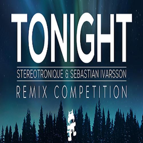 Stereotronique & Sebastian Ivarsson (feat. Danyka Nadeau) - Tonight (Arpyem Remix)