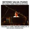 La temática, from Beyond Salsa Piano, Vol. 9, feat. Melón Lewis