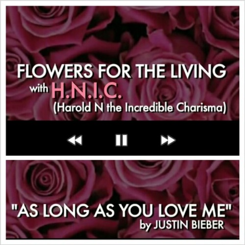 H.N.I.C (Harold N the Incredible Charisma)-As Long As You Love Me (Cover)