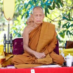 130224 หลวงปู่บุญมา คมฺภีรธมฺโม พิธีทักษิณาทานระลึกถึงหลวงพ่อทูล เทศน์งานสรงน้ำ ปี 56