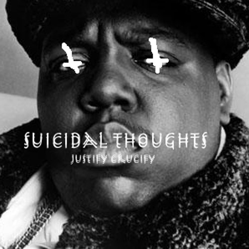 Notorious B.I.G. - suicidal // thoughts (crucified n throwed)