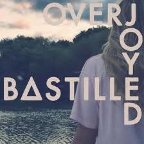 BASTILLE - Overjoyed Cover