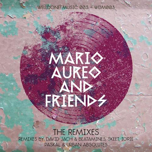 Mario Aureo & Manuel Moreno - Shut Your Lips (David Jach & Beatamines Remix) / WDM003 snippet