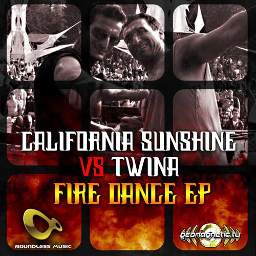California Sunshine Vs Twina - Fire Dance