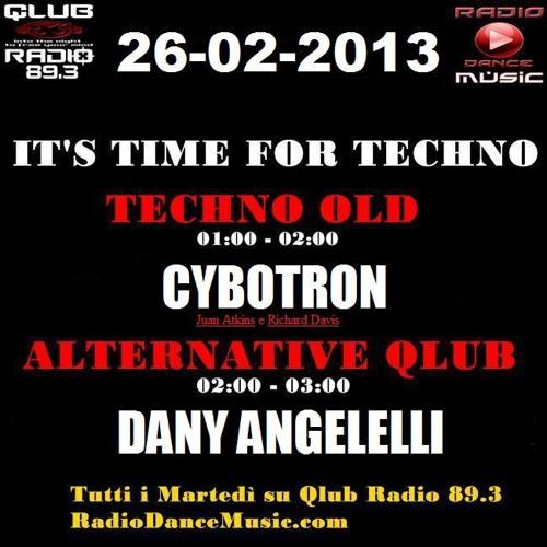 Dany Angelelli | Qlub Radio Podcast | Alternative Club | 26-02-2013