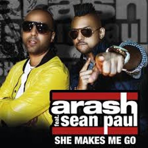 Arash feat. Sean Paul - She Makes Me Go ( DJ Stolen Extended )