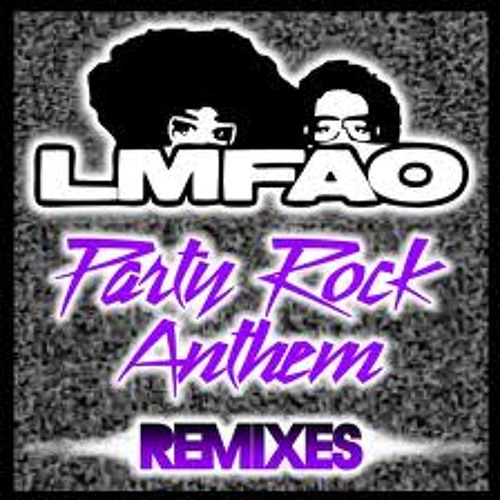 LMFAO - Party rock anthem (DJ-white Love Bass remix)