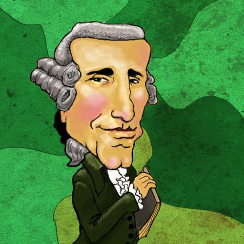 Piano Sonata in E major: Finale (Hob.XVI/22) by Franz Joseph Haydn; performed by Adam Sherkin