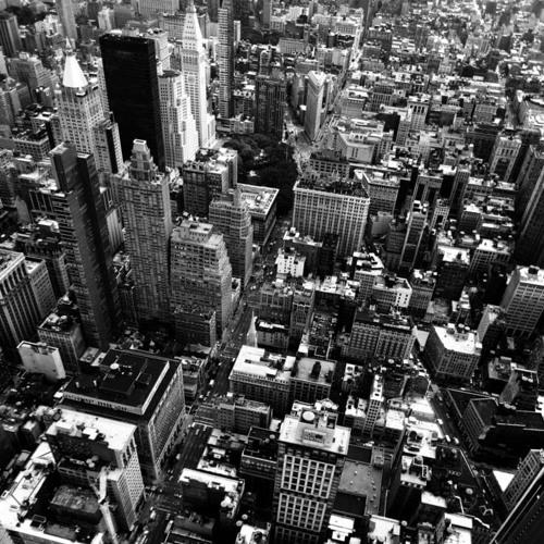 Traveling through New York