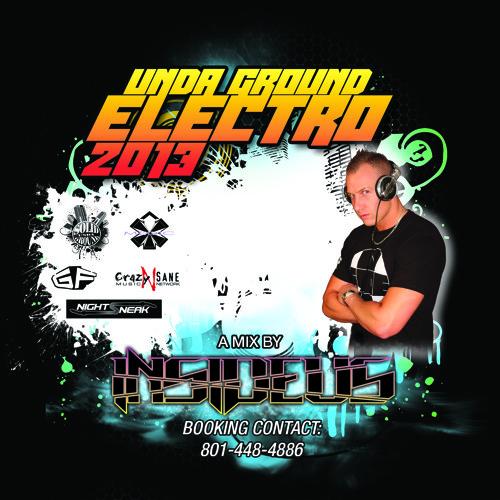DJ INSIDEUS - UNDA GROUND ELECTRO 2013 online