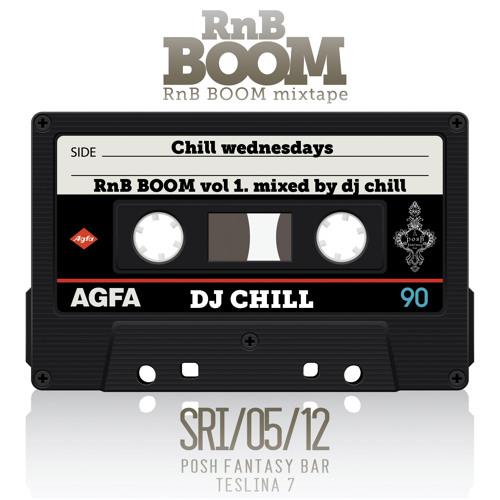 DJ CHILL - RnB BOOM MIXTAPE VOL. 1
