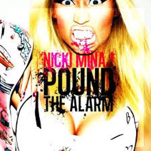 Nicki Minaj-Pound the alarm (Matteo L Bootleg Extended version)