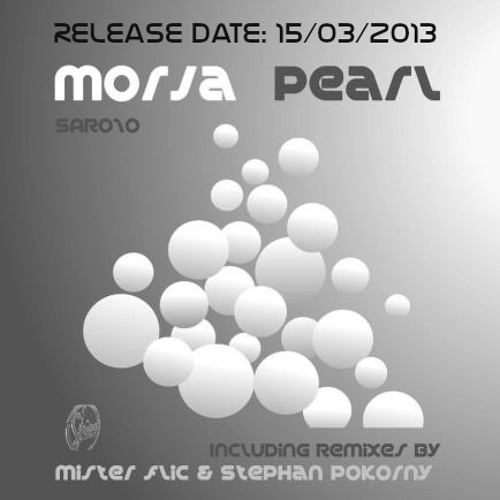 Morja - Pearl (Original Mix) Out Now on Beatport !