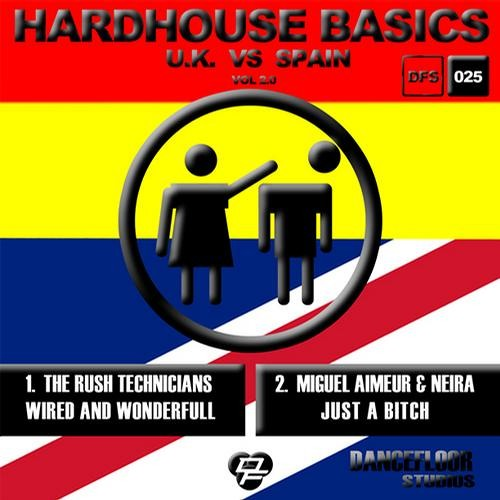 The Rush Technicians - Wired And Wonderfull(Original Mix)(Sample)