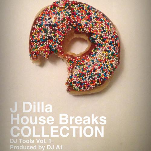 """JDilla """"My People"""" (DJ A1 House Breaks)"""