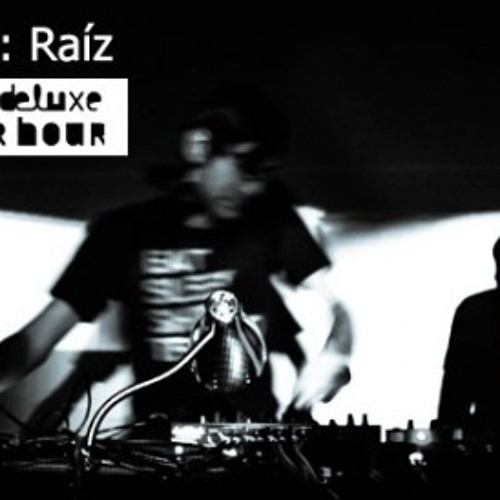 Dnode 190 (Droid Podcast) Raíz live at Electric Deluxe ADE